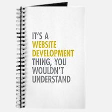 Website Development Thing Journal