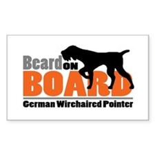 Beard on Board - GWP Decal
