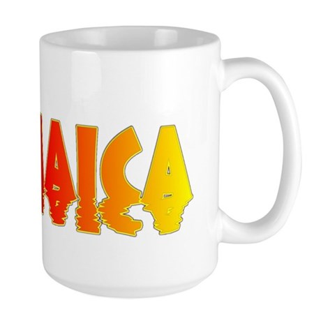 Jamaica Large Mug