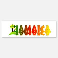 Jamaica Bumper Bumper Bumper Sticker