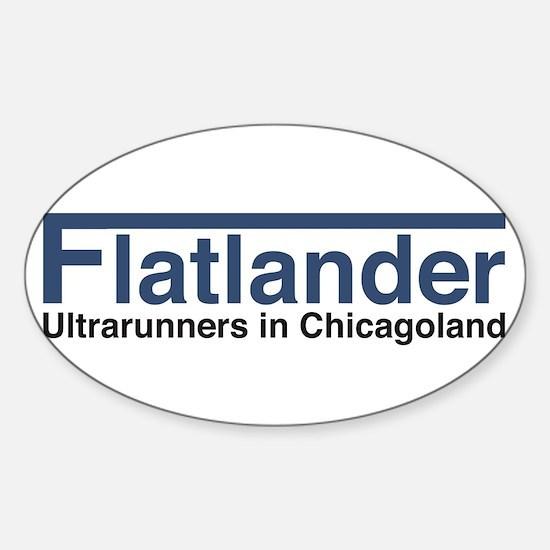 Flatlander Decal