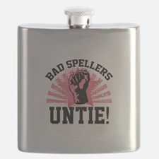Bad Spellers Untie! Flask