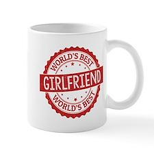 World's Best Girlfriend Mugs