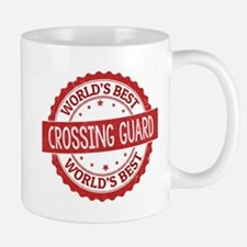 World's Best Crossing Guard Mugs