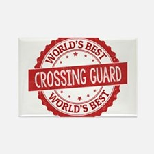 World's Best Crossing Guard Magnets