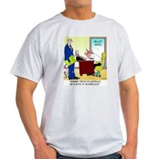 Polling Cartoon 8784  T-Shirt