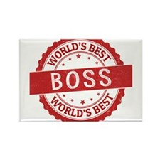 World's Best Boss Magnets