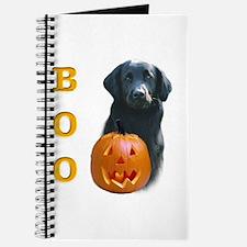 Flat-Coat Boo Journal