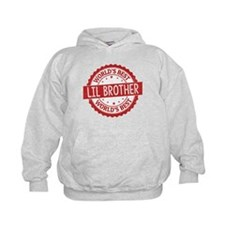 World's Best Lil Brother Hoody