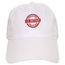 World's Best Lil Brother Baseball Cap