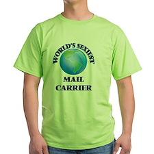 World's Sexiest Mail Carrier T-Shirt