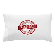World's Best Step Dad Pillow Case