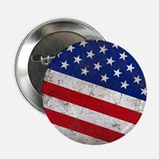 """Vintage Stars and Stripes P 2.25"""" Button (10 pack)"""