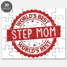 World's Best Step Mom Puzzle