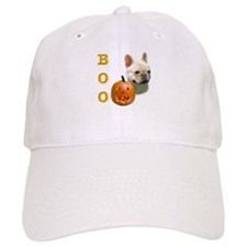 Frenchie Boo Baseball Cap