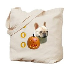Frenchie Boo Tote Bag