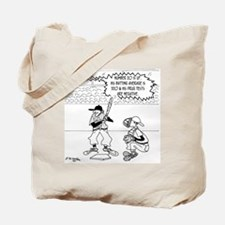 Baseball Cartoon 4879 Tote Bag
