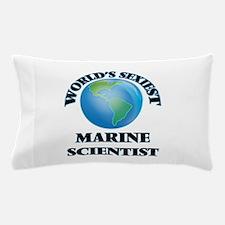 World's Sexiest Marine Scientist Pillow Case