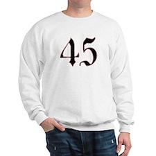 Queen 45 Sweatshirt