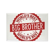 World's Best Big Brother Magnets