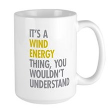 Wind Energy Thing Mug