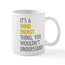Wind Energy Thing Mug