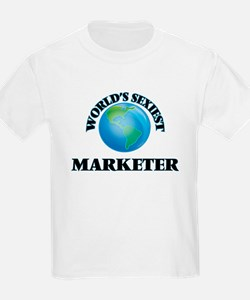 World's Sexiest Marketer T-Shirt