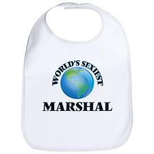 World's Sexiest Marshal Bib