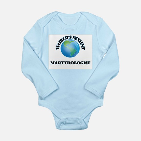 World's Sexiest Martyrologist Body Suit
