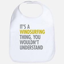 Its A Windsurfing Thing Bib