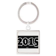 2015 License Plate Keychains