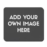 Add images Mouse Pads