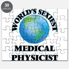 World's Sexiest Medical Physicist Puzzle