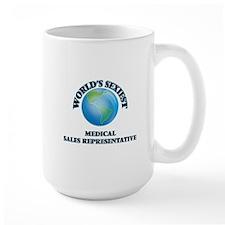 World's Sexiest Medical Sales Representative Mugs