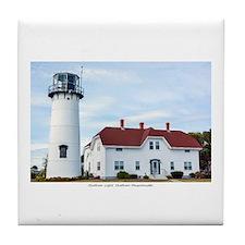 Cape Cod. Tile Coaster