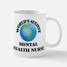 World's Sexiest Mental Health Nurse Mugs