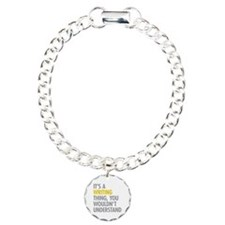 Its A Writing Thing Bracelet