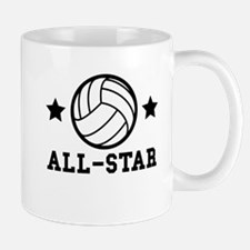 Volleyball All Star Mugs