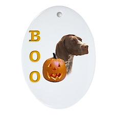GSP Boo Oval Ornament