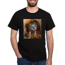 Cute Cat cup T-Shirt