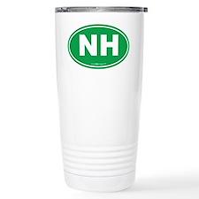 New Hampshire NH Euro O Travel Mug