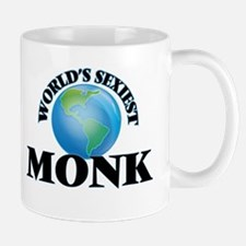 World's Sexiest Monk Mugs