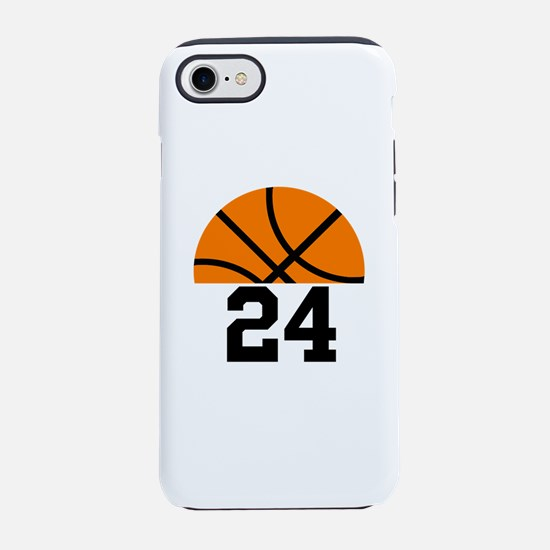 Basketball Player Number iPhone 7 Tough Case