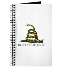 Dont Tread on Me Journal