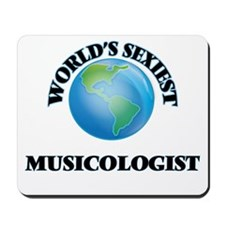 World's Sexiest Musicologist Mousepad