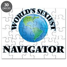 World's Sexiest Navigator Puzzle
