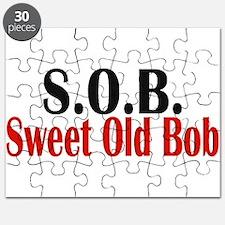 Sweet Old Bob - SOB Puzzle