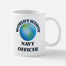 World's Sexiest Navy Officer Mugs