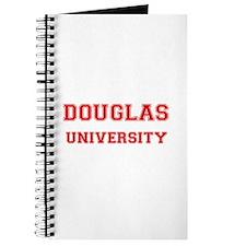 DOUGLAS UNIVERSITY Journal
