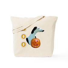 Greyhound Boo Tote Bag